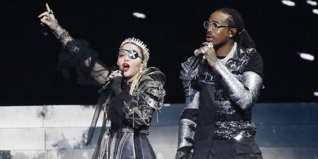 Madonna-Quavo
